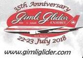 The Gimli Glider Museum Logo
