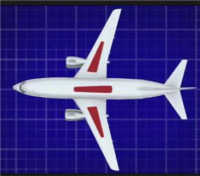 Boeing 767 Fuel Tanks