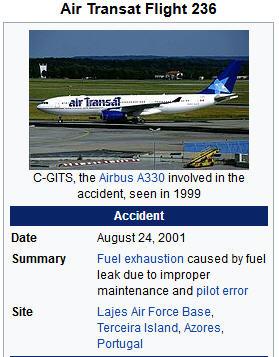 Air Transit Flight 236