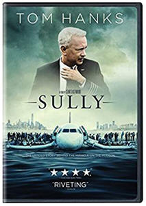 DVD Sully Movie Case