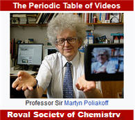 Royal Society of Chemistry - Link to Periodic Table of Videos